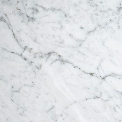 Truffle looks amazing with white Carrara marble.: Marbles Tile, Carrara Marbles, Marbles Master, Floors Tile, 12X12 Marbles, Marble Countertops, Marbles Countertops, Cararra Marbles, Marbles Floors
