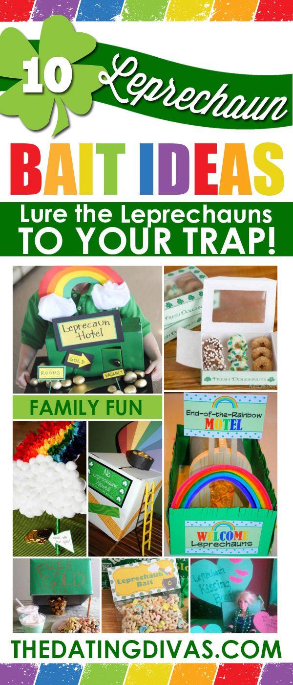 Leprechaun Trap Bait