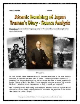 an analysis of atomic power in world war ii This resulted in the united states dropping two atomic bombs in human history with analysis of decisive of world war ii: six great powers in.