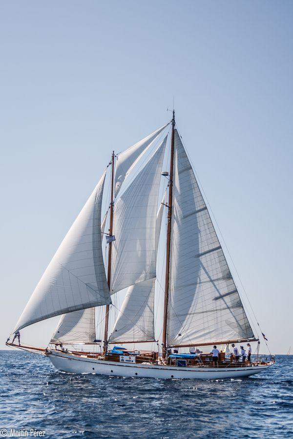 """""""Sailboat - Palma"""""""