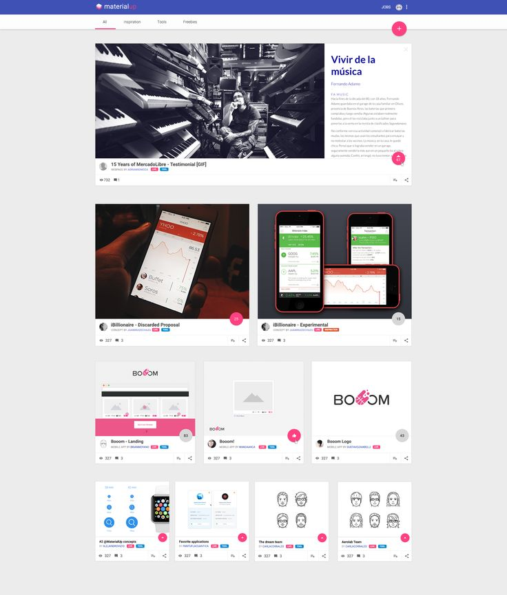 MaterialUp