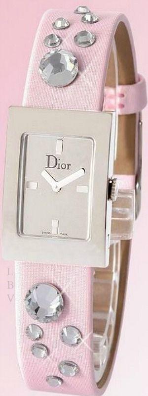 Emmy DE * Dior Spark beauty bling jewelry fashion