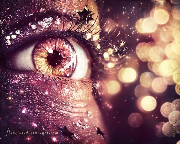 bokeh eye wallpaper by ftourini.deviantart.com on @deviantART