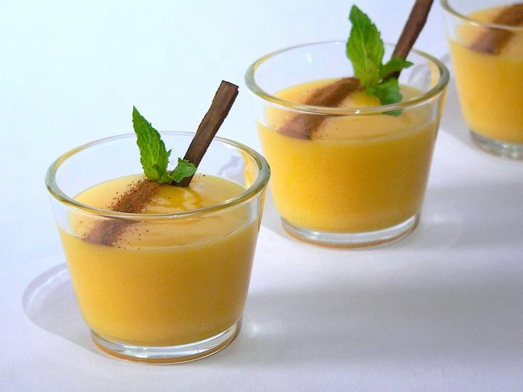 Majarete (dominican dessert) #SantoDomingoTimes