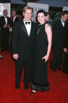 Julianna Margulies and Ron Eldard lived together during their ER days.