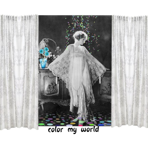 """Color my world"" by interiorexpression on Polyvore"