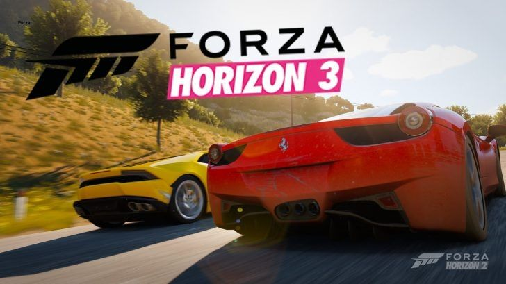Forza Horizon 3 on PC, limited to 60FPS because reasons: Forza Horizon 3 on PC, limited to 60FPS because reasons:…