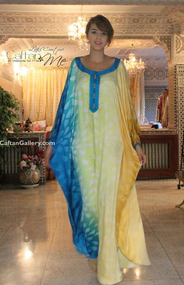 moroccan caftans 2015 | Caftan Marocain Haute Couture : Vente Location Caftan…
