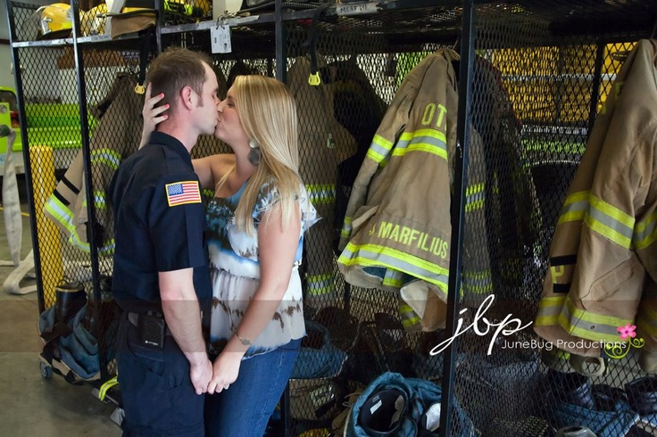 firehouse engagment  JuneBug Productions