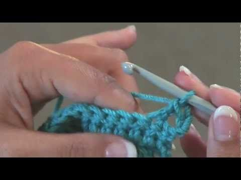 ▶ Cours de Crochet n°2 - Les points de base - YouTube