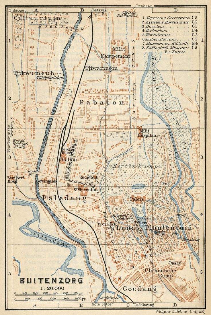 Buitenzorg West-Java, 1914
