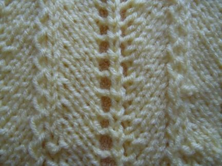 Knitting Stitches Sl1 K1 Psso : 17 Best images about Knitting - stitch patterns on Pinterest Cable, Stitche...