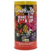 WAKE THE F**K UP SNARKY TEA