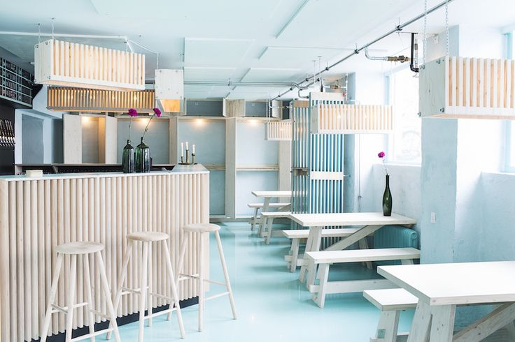 Mikkeller and Friends Bar by Rum4 and Studio-K