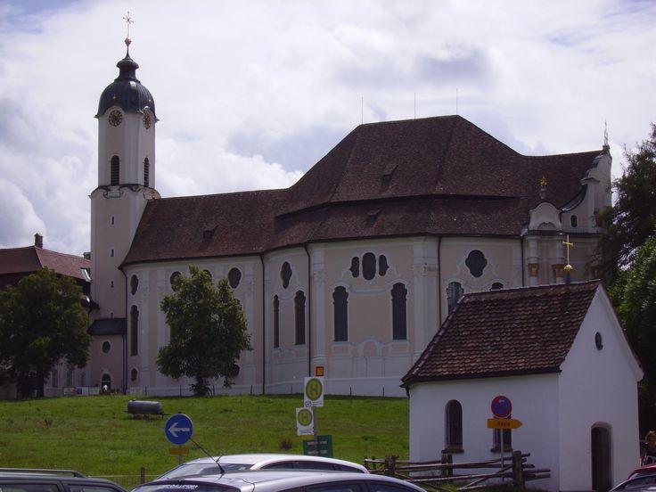 wieskirche  strada romantica
