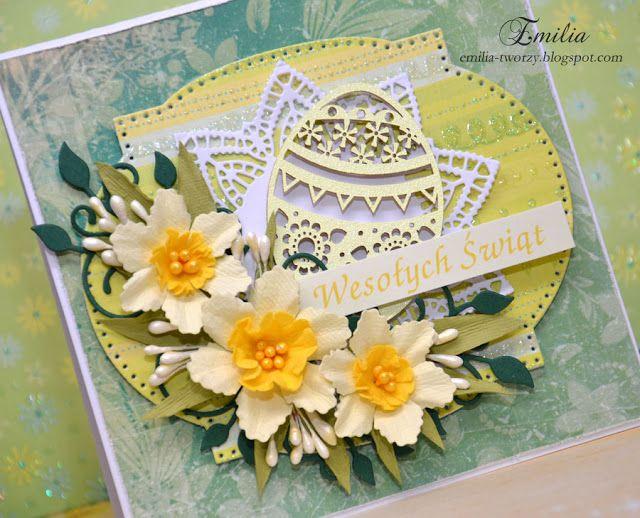 Kartka Wielkanocna/Easter card
