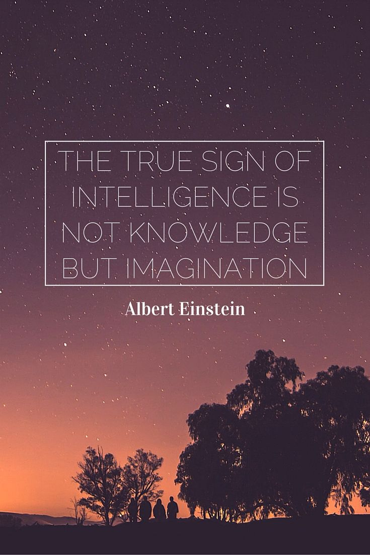 Imagination is more important than knowledge. Albert Einstein, last century's greatest physicist was great exponent of creative thinking. His insight didn't just come from logic or mathematics, rather from intuition and inspiration. Read more...