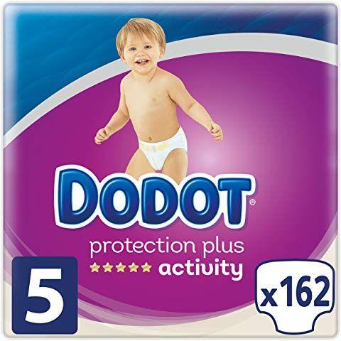 Dodot Protection Plus Activity Panales Para Bebe Talla 5 11 16