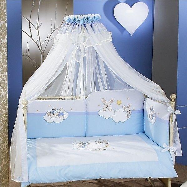 Feretti Baldachim Tiulowy (Canopy) - Rabbit Blue Premium - od 79,50 zł, porównanie cen w 1 sklepach. Zobacz inne Pościel dla dzieci, najtańsze i najlepsze oferty, opinie.