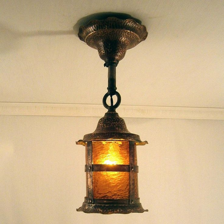 Antique Porch Light Fixtures