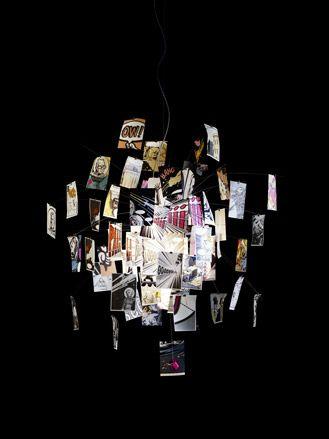 Lighting designs by Ingo Maurer