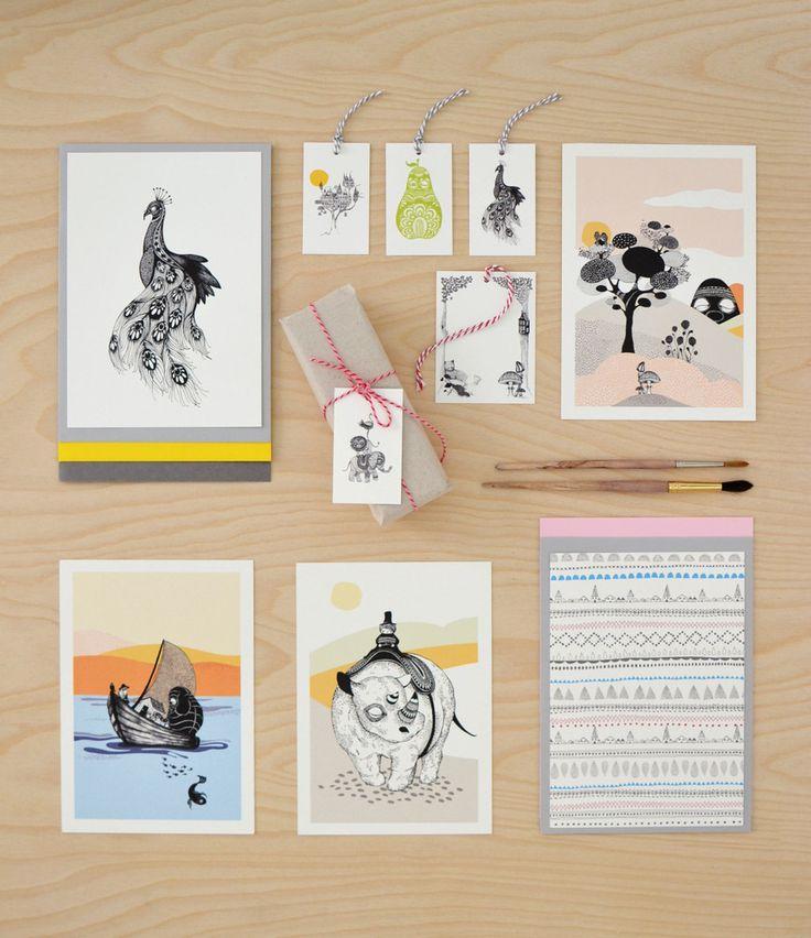 Miniprints Nordic series | Mini Empire