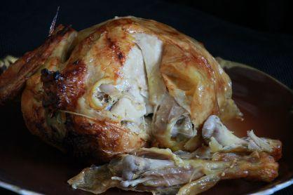 gepekelde kip recept
