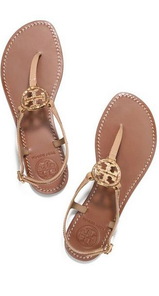 sweet sandals #toryburch