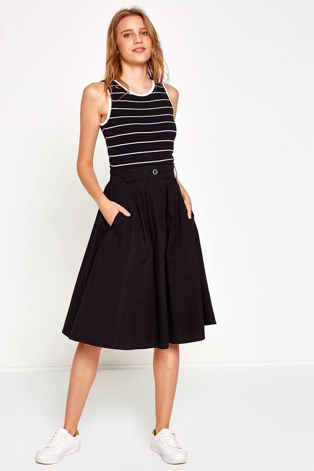 b31a9455b9096 RE Armitage adlı kullanıcının YERLİ GİYİM MARKALARI panosundaki Pin |  Dresses, Black ve Giyim