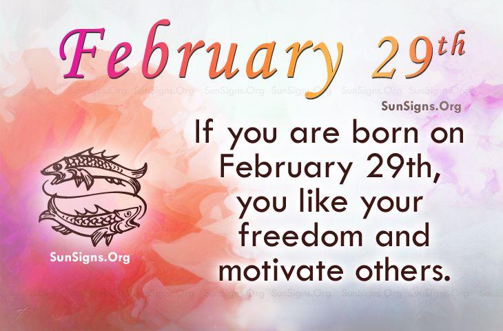 February 29 Famous Birthdays | Sun Signs