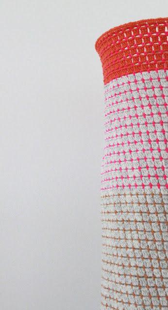 Hæklet Lampe // Crochet Lamp - Lutter Idyl