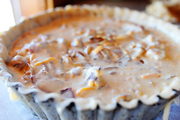 Cowboy Quiche by Ree Drummond / The Pioneer Woman, via Flickr