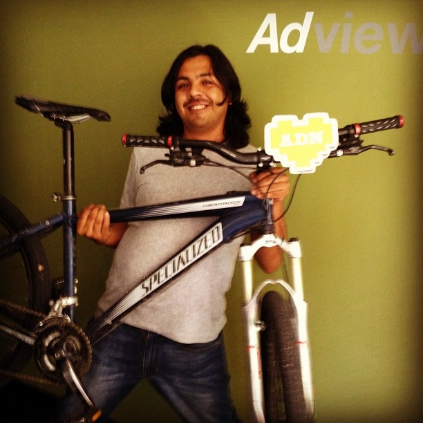 Jorge Martínez - Web Developer #adview #webdeveloper #adacto