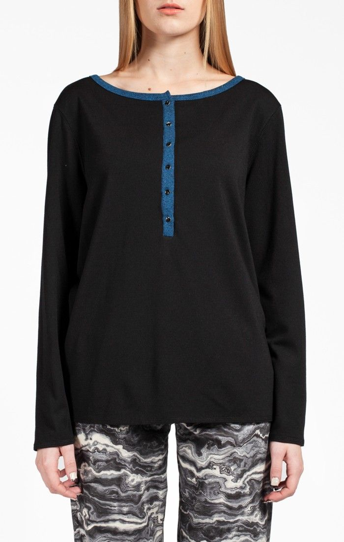 Lifetime Collective / Women's Collection / Knits / His Henley