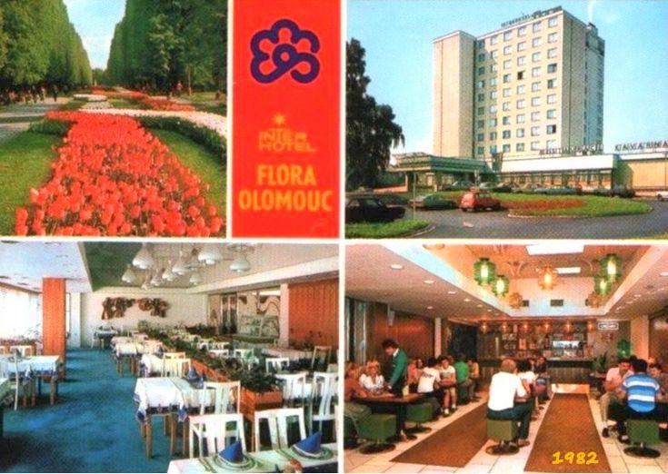 FLORA 1982, OLOMOUC