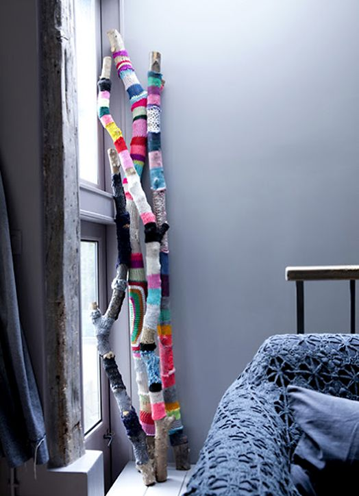 Cush and Nooks: Introducing Colour