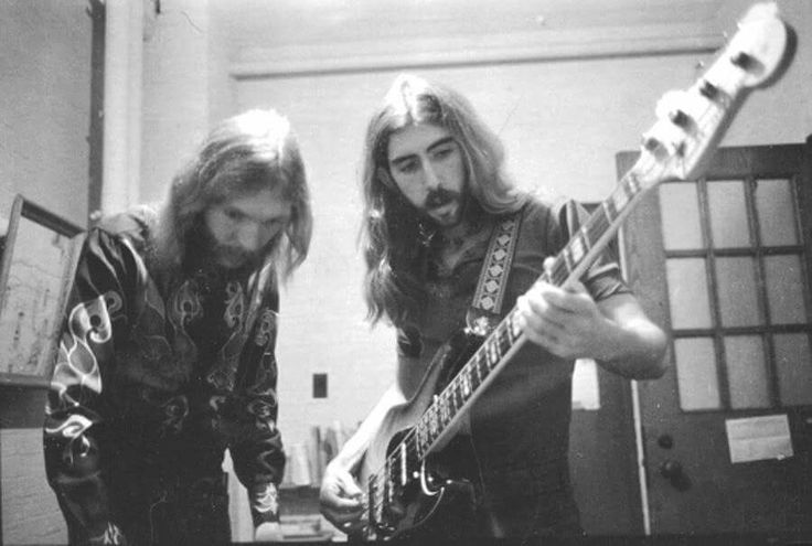 Duane & Barry