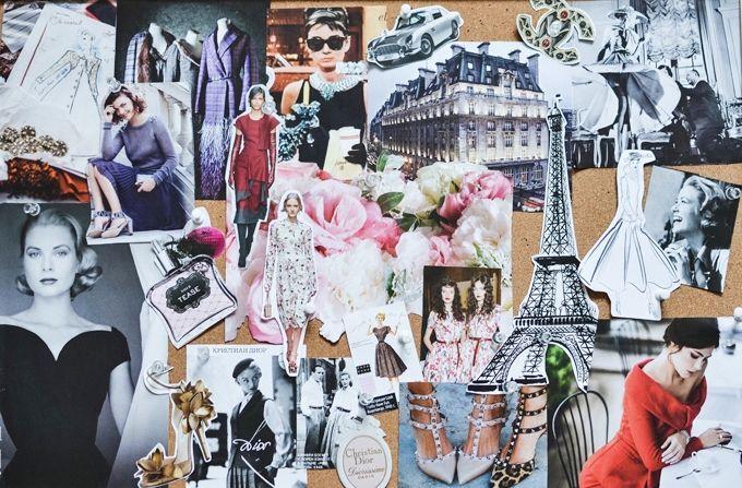 DIY: Mood board  #moodboard #diy #inspiration #fashion #decor #roomdecor #easy #workplace #мудборд #рабочееместо #сделайсам #мода #декор #своимируками #просто #corkboard