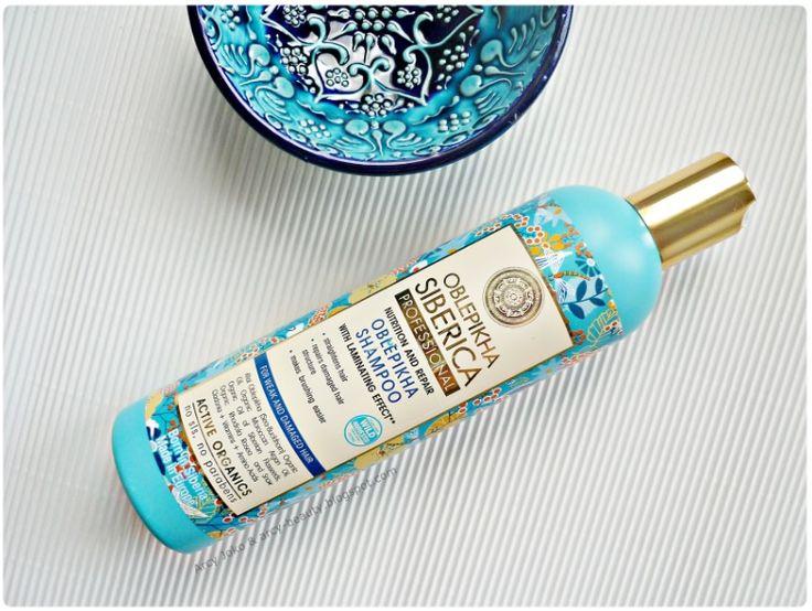 Natura Siberica Szampon do włosów rokitnikowy Natura Siberica Shampoo Hair Care #naturasiberica #shampoo #cosmetics #kosmetyki #szampon #hair #haircare