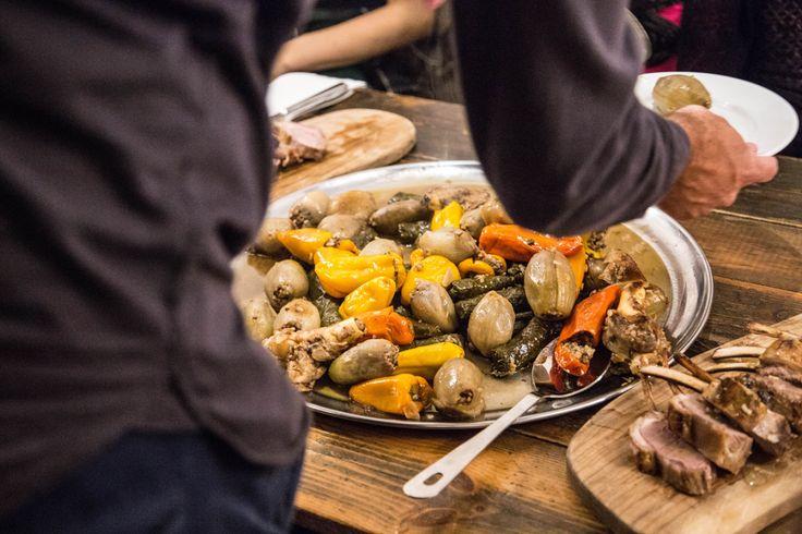 Iraqi dolma recipe: from cook and supperclub host Philip Juma of Juma Kitchen