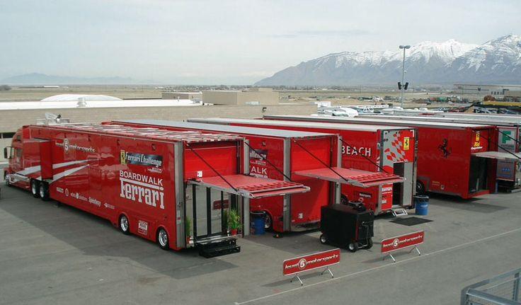 Ferrari, Transporter, Hauler Race Transporters & Haulers