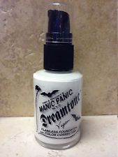 Manic Panic White Dreamtone Liquid Flawless Foundation Gothic Goth Makeup