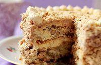 Una tarta para adelgazar. Sin harina, sin azúcar, sin mantequilla.