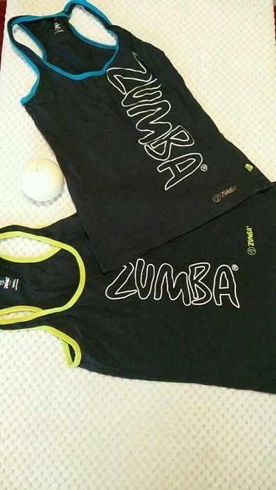 Lot de 2 top Zumba !