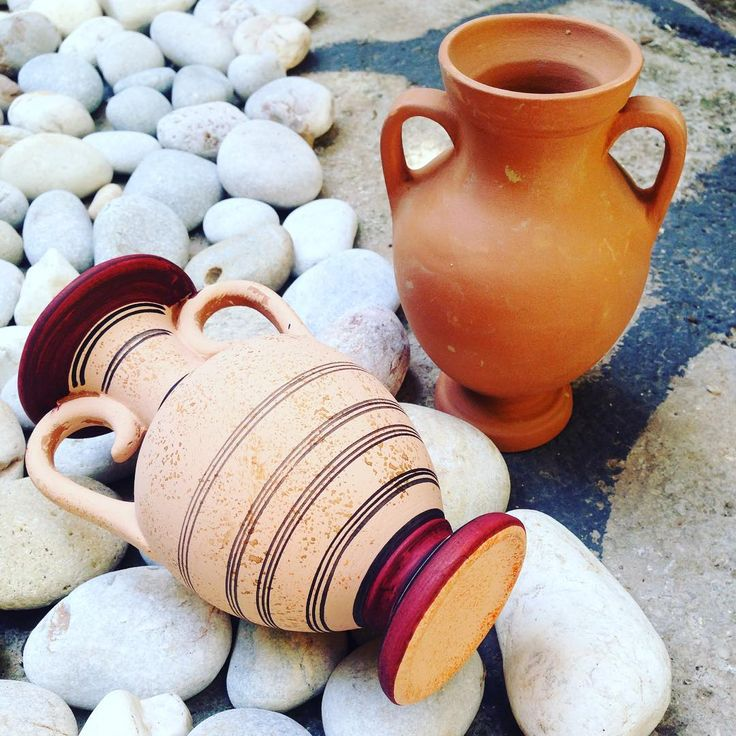We making our vases from zero...everything made by hand ❤️🏺Discover the world of ancient Greek art with wonderful handmade ceramics www.etsy.com/shop/AcropolisGallery