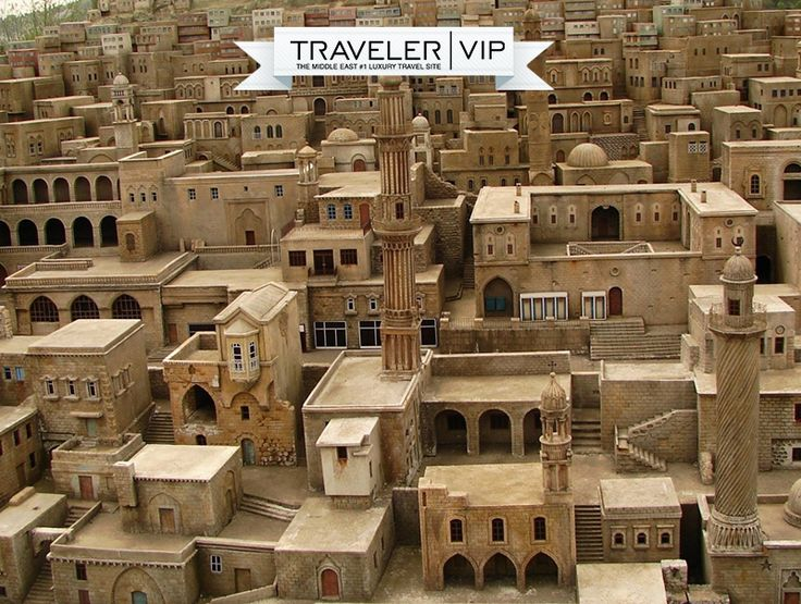 """This is not a shot from """"#Lord of the #rings"""" but the city of #Mardin in #Turkey which is best known for its #Artuqid architecture, and for its strategic location on a rocky hill near the #Tigris #River."""