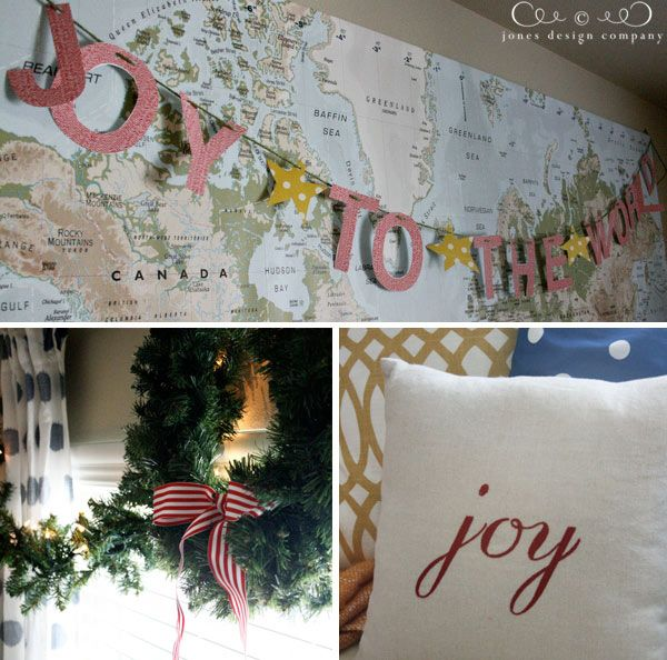 Very best 338 best Christmas: JOY images on Pinterest | Christmas decor  YW77