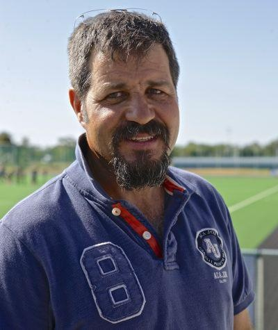 Charlie Ferreira appointed SA men's hockey team chief coach in place of Gregg Clark who is now chief coach of Indian Juior boys. Photo Courtesy: SAHF official website