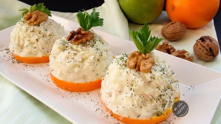 Kereviz Salatası nasıl yapılır? Bir Dilim Lezzet farkıyla denenmiş, resimli ve güvenerek yapabileceğiniz Kereviz Salatası malzemelerine ve tarifine göz atın...