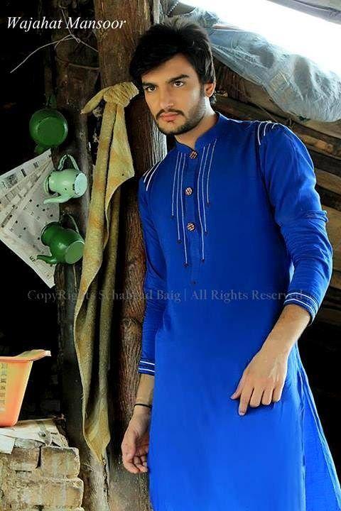 Wajahat Mansoor Eid Dresses 2013 For Men 004
